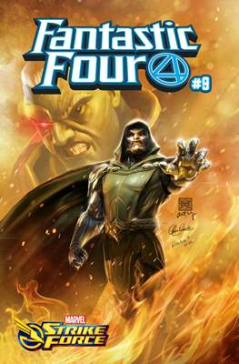 Fantastic Four Vol. 6 (2018- Variant Covers) (Comic Book) #9