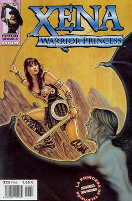 Xena. Warrior Princess (Grapa 28 pp) #3