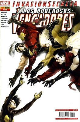 Los Poderosos Vengadores (2008-2011) (Grapa, 48 páginas.) #20