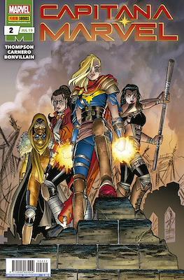 Capitana Marvel (Grapa) #2