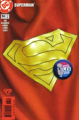 Superman Vol. 2 (1987-2006) (Comic Book) #164