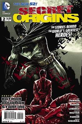 Secret Origins vol. 3 (2014-2015) (Comic-Book) #2