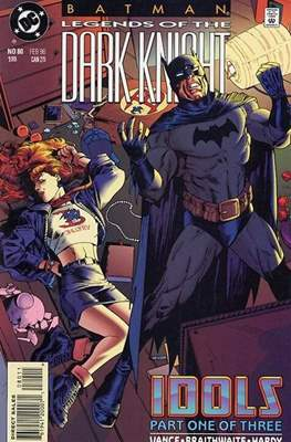 Batman: Legends of the Dark Knight Vol. 1 (1989-2007) (Comic Book) #80