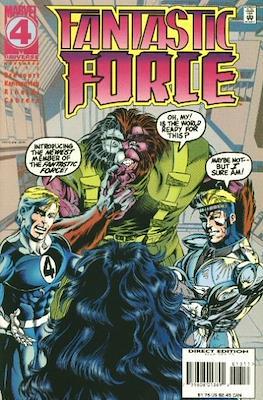 Fantastic Force Vol. 1 (1994-1996) (Saddle-stitched) #13