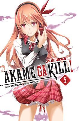 Akame ga Kill! Zero (Rústica con sobrecubierta) #5
