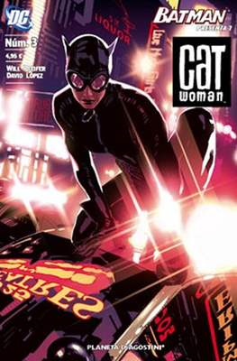 Batman presenta: Catwoman / Robin / Nightwing (Grapa 72-96-120-168 pp) #7
