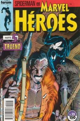 Marvel Héroes (1986-1993) (Grapa 32 pp) #25