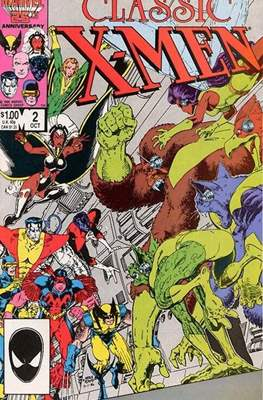 Classic X-Men / X-Men Classic #2