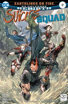 Suicide Squad Vol. 5 (2016) (Comic-Book) #17