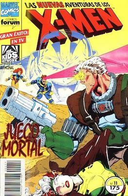 Las nuevas aventuras de los X-Men (Grapa 24 pp) #11
