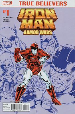 True Believers: Iron Man. Armor Wars