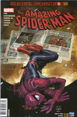 The Amazing Spider-Man: Character Assassination (Grapa) #588