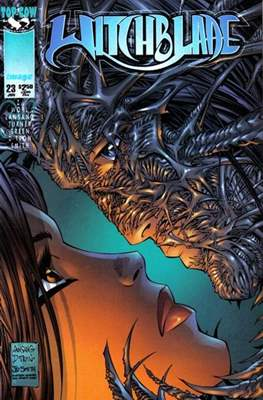 Witchblade (Comic Book) #23