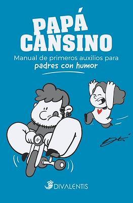 Papá cansino (Rústica 92 pp) #