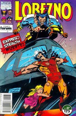 Lobezno vol. 1 (1989-1995) (Grapa) #37