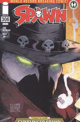 Spawn (Variant Cover) (Comic Book) #306.1