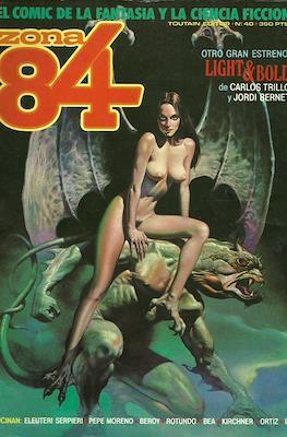 Zona 84 (Grapa) #40