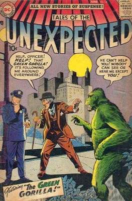 Tales of the Unexpected (1956-1968) (Comic Book) #14
