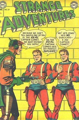 Strange Adventures (Comic Book) #27