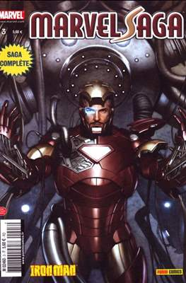 Marvel Saga Vol. 1 (Broché) #3
