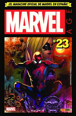 Marvel Age (2016-) (Grapa) #23