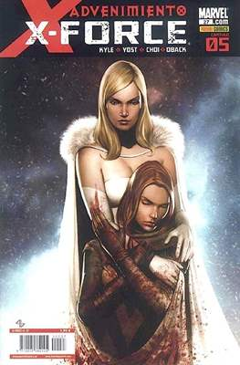 X-Force Vol. 3 (2008-2011) (Grapa, 24-48 pp) #27