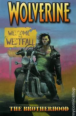Wolverine by Greg Rucka (2003-2004) (Softcover) #1