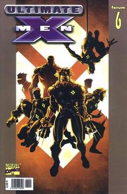 Ultimate X-Men Vol. 1 (2002-2006) (Grapa 48 pp) #6