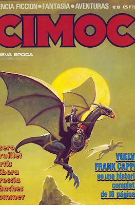Cimoc (Grapa 60-132 pp) #10