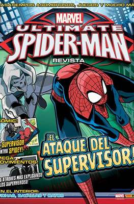 Spider-Man / Ultimate Spider-Man Revista (Grapa 36-52 pp) #41