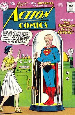Action Comics Vol. 1 (1938-2011; 2016-) (Comic Book) #256
