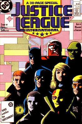 Justice League / Justice League International / Justice League America (1987-1996) (Comic-Book) #7