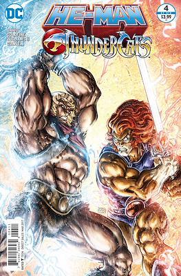 He-Man/Thundercats (Comic-book) #4
