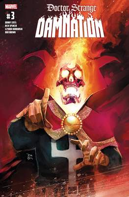 Doctor Strange - Damnation (Comic Book) #3
