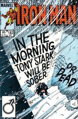 Iron Man Vol. 1 (1968-1996) (Comic book) #182