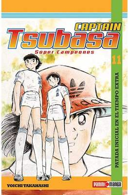 Captain Tsubasa. Super Campeones (Rústica) #11