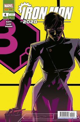 El Invencible Iron Man Vol. 2 (2011-) (Grapa - Rústica) #117/4
