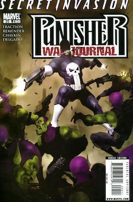 Punisher War Journal Vol 2 (Comic Book) #25