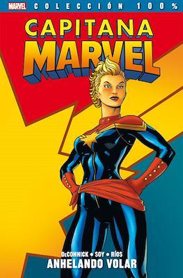 Capitana Marvel. 100% Marvel (2013-) (Rústica con solapas) #1