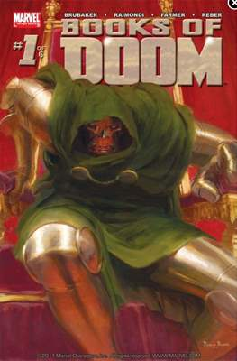 Fantastic Four: Books of Doom (Digital) #1