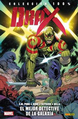 Drax. 100% Marvel #1