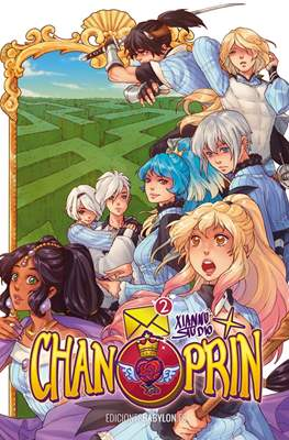 Chan Prin (Rústica) #2