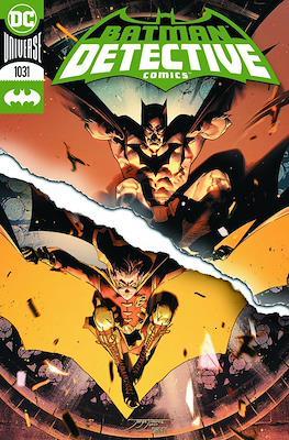 Detective Comics Vol. 1 (1937-2011; 2016-) (Comic Book) #1031