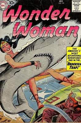Wonder Woman Vol.1 (1942-1986; 2020-) (Comic Book) #101