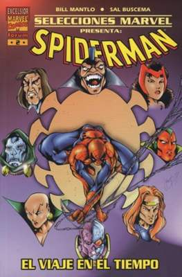 Selecciones Marvel (1999-2002) (Rústica. 17x26. 80-144 páginas. Color) #2