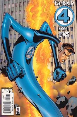 Fantastic Four Vol. 3 (1998-2012) #52 (481)