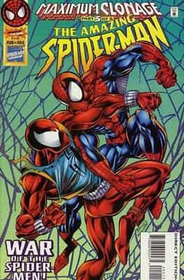 The Amazing Spider-Man Vol. 1 (1963-2007) (Comic-book) #404