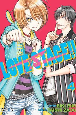 Love Stage!! (Rústica con sobrecubierta) #4