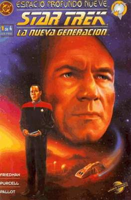 Star Trek. Espacio Profundo Nueve (Rústica 28 pp) #1