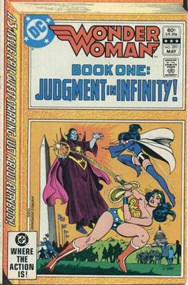 Wonder Woman Vol.1 #291